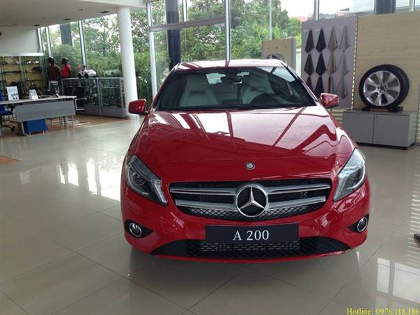 Mercedes A200 2014