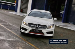 Mercedes A250 AMG 2014 ngoai that (11)