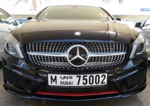 Mercedes A250 AMG moi
