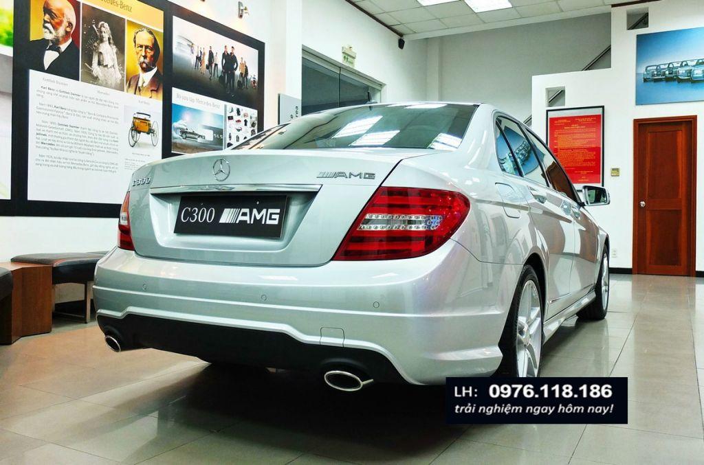 Mercedes C300 AMG (2)