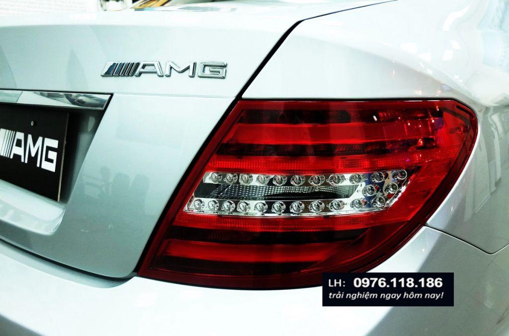 Mercedes C300 AMG (5)