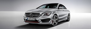Mercedes CLA 250 Sport 4matic