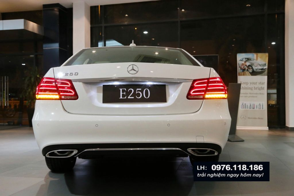 Mercedes E250 2014 (9)