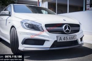 Mercedes A45 AMG (1)