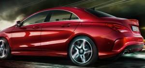 Mercedes-Benz CLA200 1.6 MT 2014