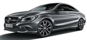 Mercedes-Benz CLA200 Copue