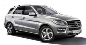 Mercedes-Benz ML250 BlueTEC 4MATIC 2.2 AT