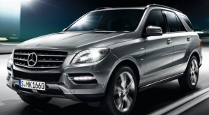 Mercedes-Benz ML350 BlueEFFICIENCY 3.5 AT