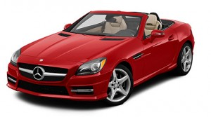 Mercedes-Benz SLK350 Blueefficiency