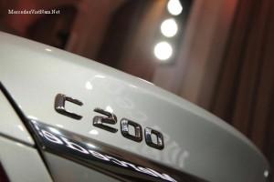 Mercedes C Class 2015 c200, c300 (5)