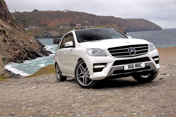 Nh gi mercedes ml 250 bluetec phi n b n c bi t for Mercedes benz ml 250 bluetec