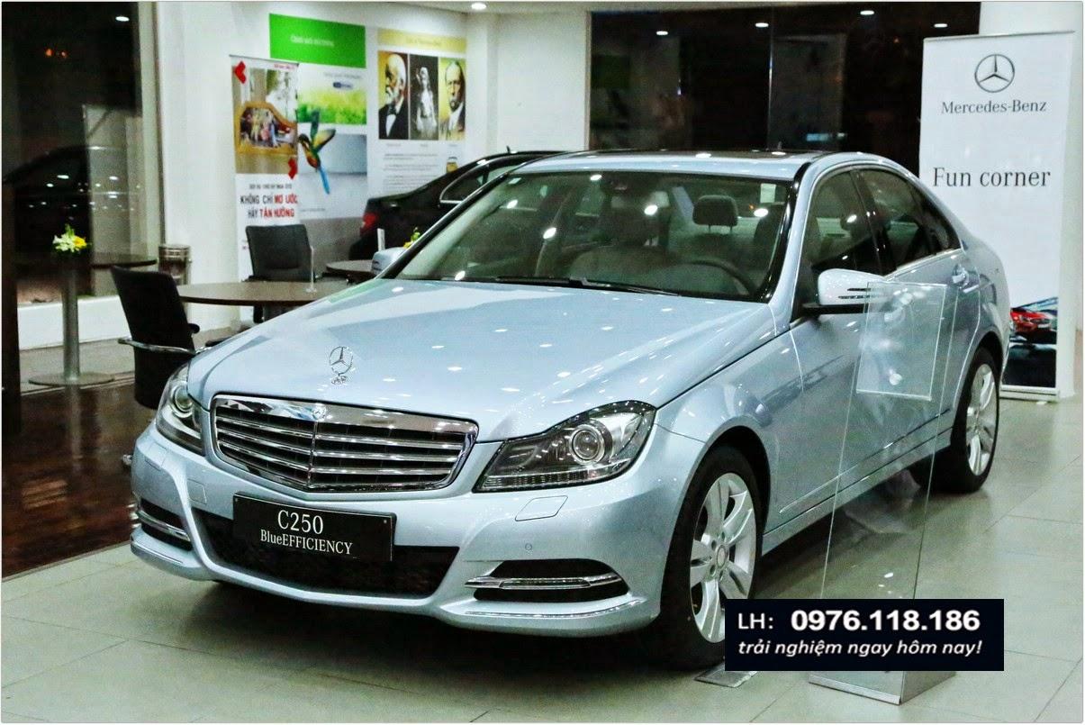 Mercedes benz c250 2014 2015 th ng tin th ng s k thu t for Mercedes benz c 250 2014