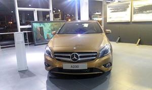 Mercedes A200 (2)