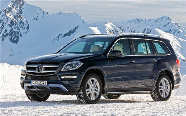 Mercedes-Benz-GL