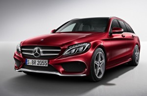 Mercedes C class Estate AMG