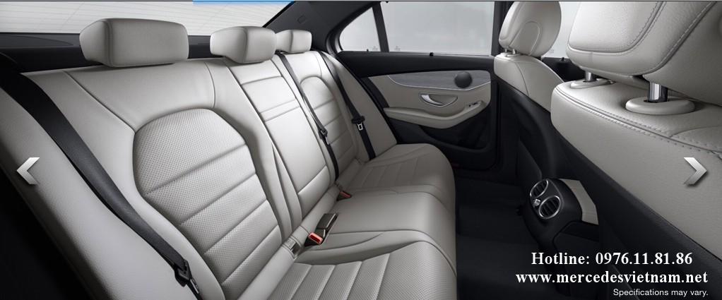 Mercedes C200 2015