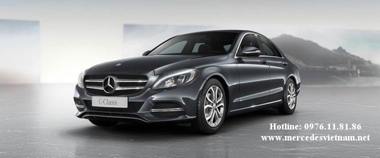 Mercedes C200 2015 mau (4)