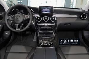 Mercedes C200 2015 ngoai that noi that (5)