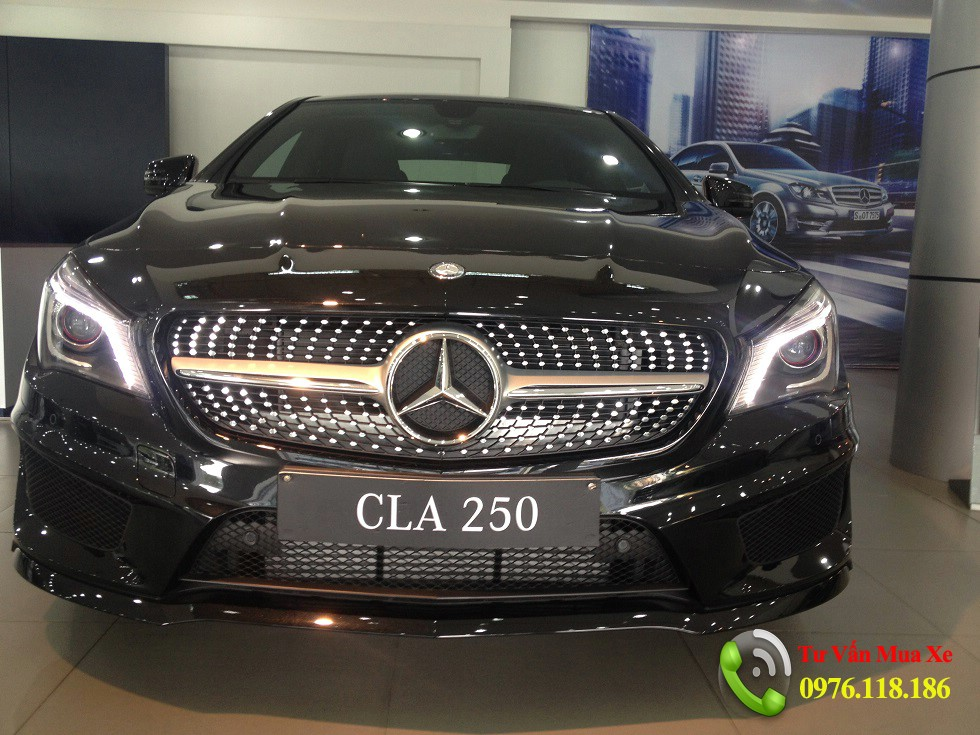 Mercedes CLA 250 2017