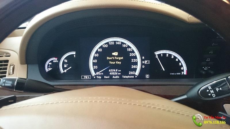 Mercedes S500l da qua su dung (4)