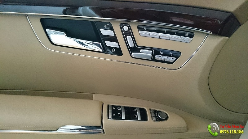 Mercedes S500l da qua su dung (5)