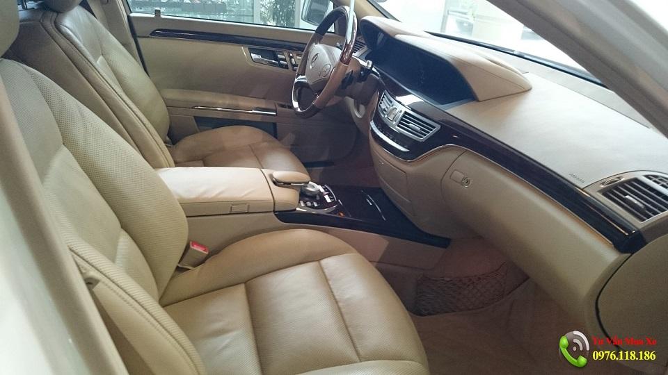 Mercedes S500l da qua su dung (8)