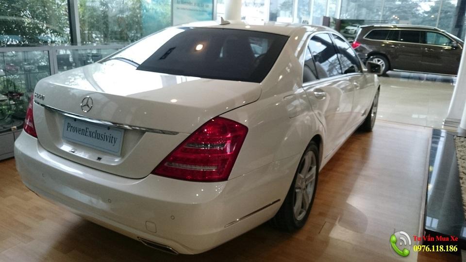 Mercedes S500l da qua su dung (9)