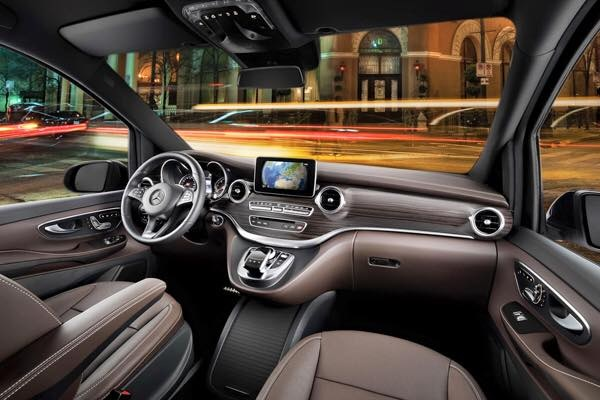 Mercedes V Class (3)