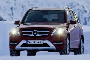 Mercedes Benz, 4-Matic, Fahrveranstaltung Hochgurgl 2012