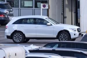 Mercedes GLC 2016