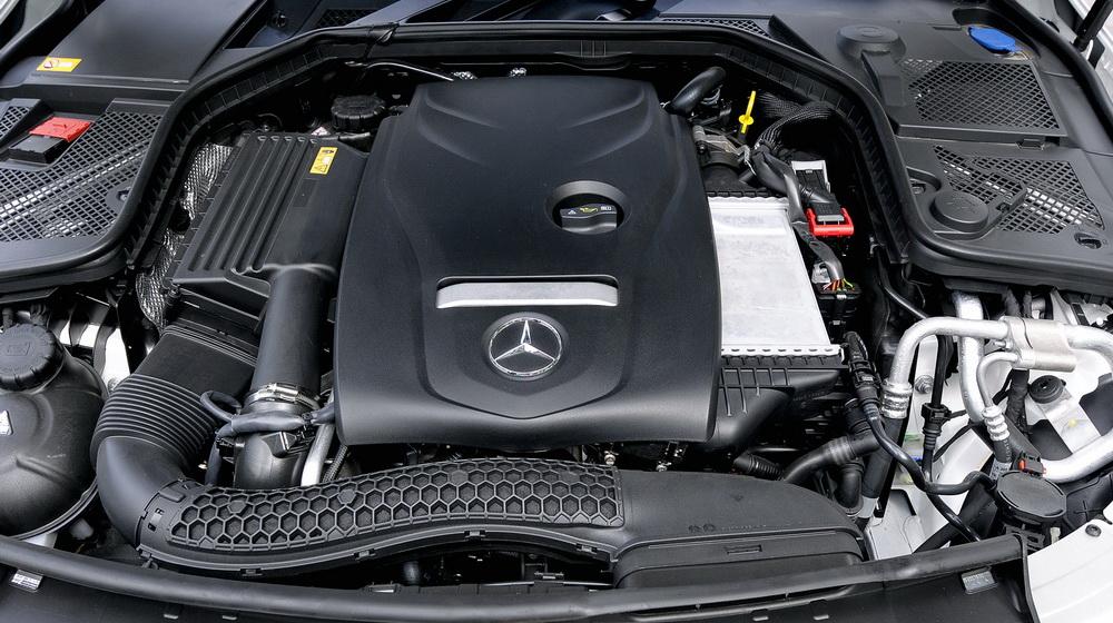 Mercedes C250 Exclusive (1)