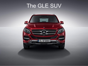 Mercedes GLE 400 Exclusive 4Matic