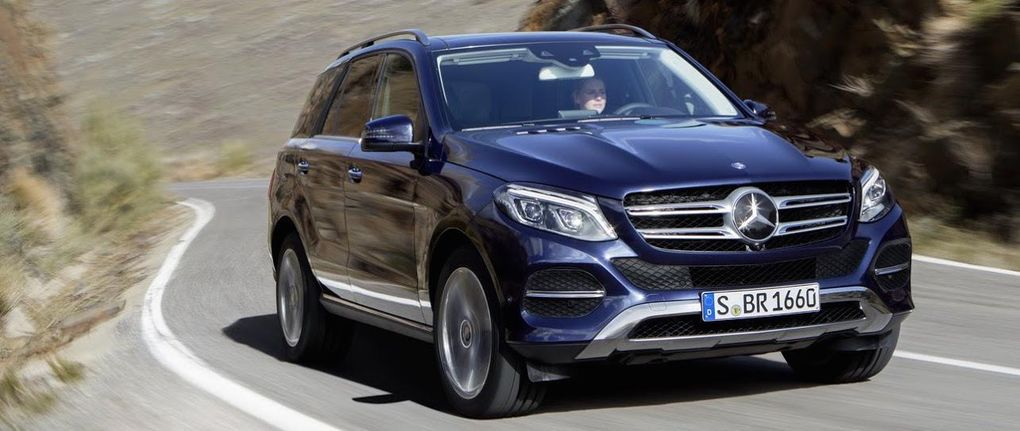 Mercedes GLE 400