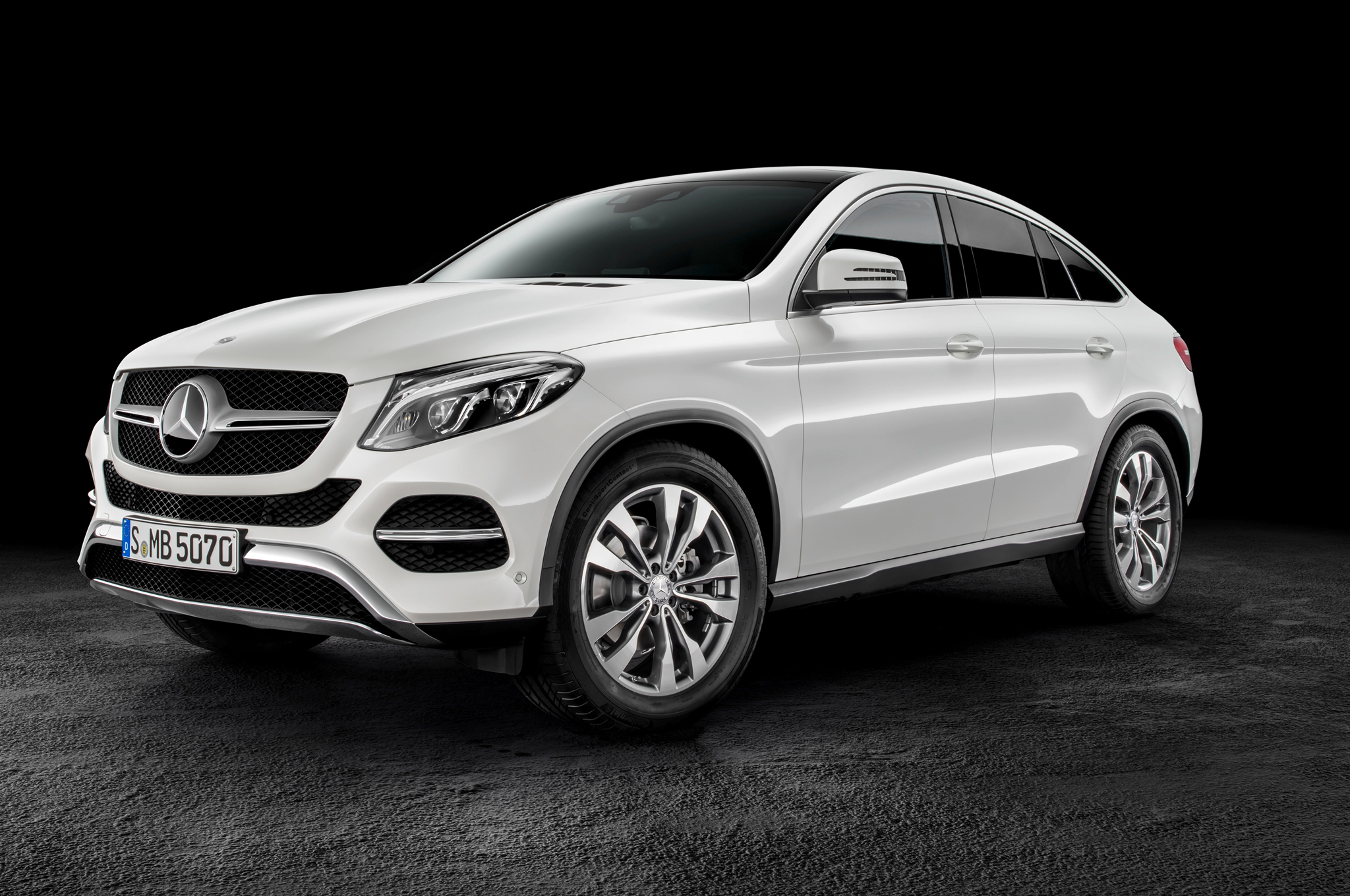 mercedes gle400 coupe