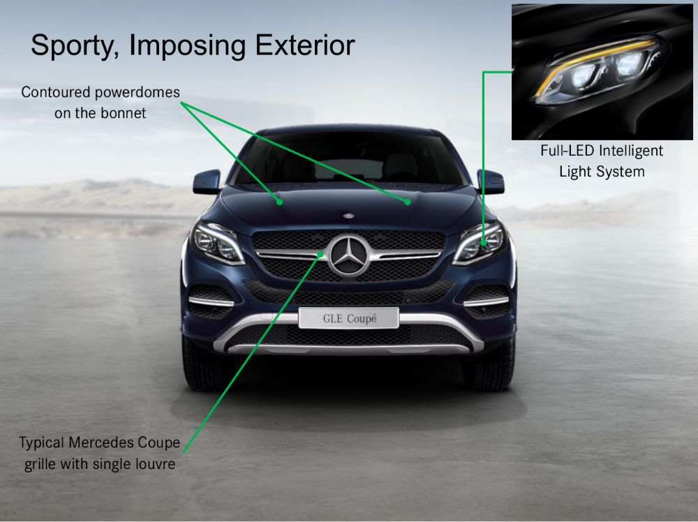 Mercedes GLE 400 Coupe 4Matic (1)