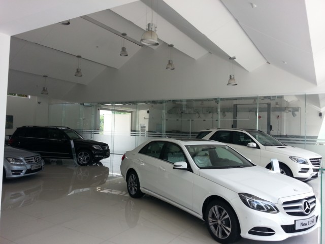 Mercedes-Benz Nha Trang