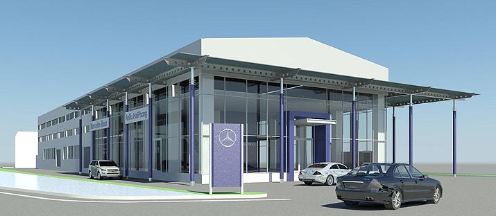 Mercedes Hải Phòng
