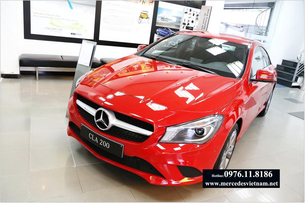 Mercedes CLA 200 (2)