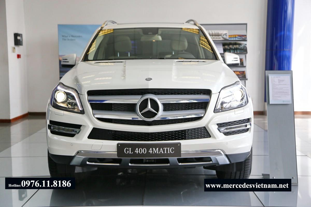 Mercedes GL400