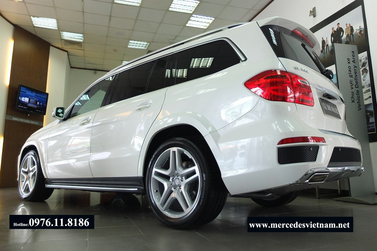 Mercedes GL500 AMG 4Matic (21)
