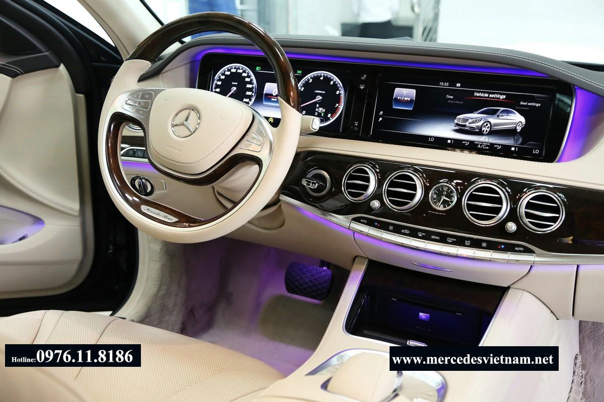 Mercedes S400 L 2016 (10)