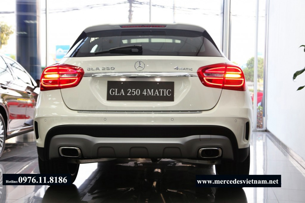 Mercedes GLA 250 4matic