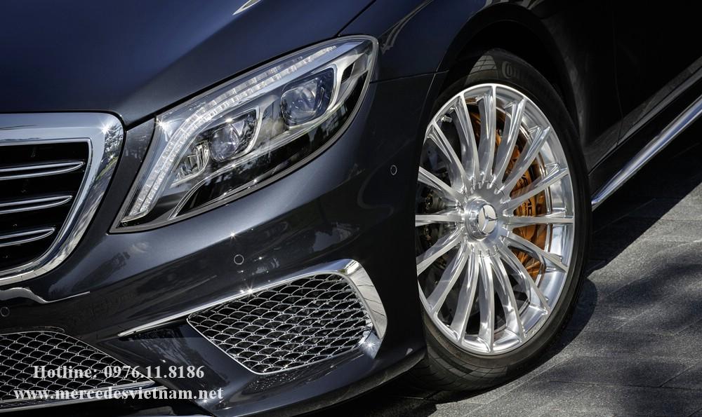 MERCEDES-AMG S 65 2016