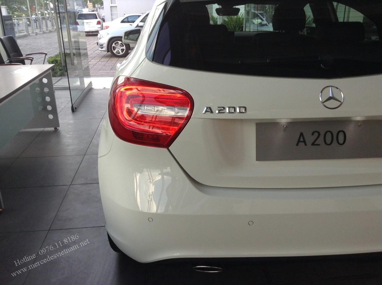 Mercedes A200 2016 (4)