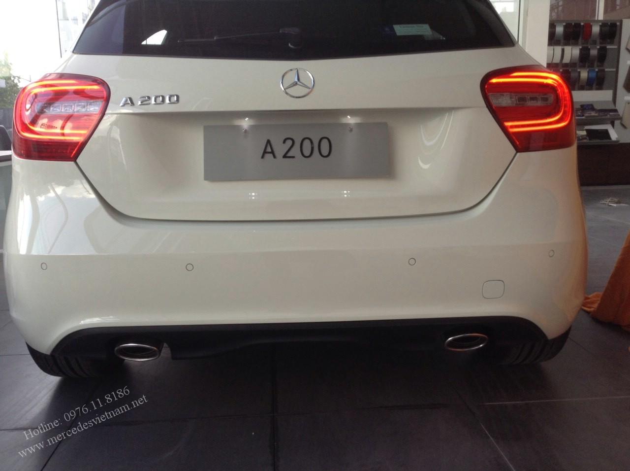 Mercedes A200 2016 (5)
