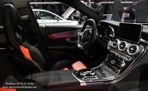 Mercedes AMG C63 S
