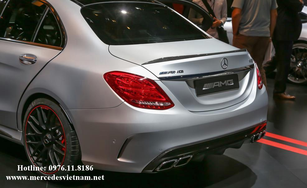 Mercedes AMG C63 S (9)