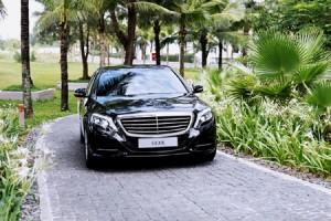 Resort  MeliA Đà Nẵng chọn Mercedes S400 L  đẳng cấp  (1)