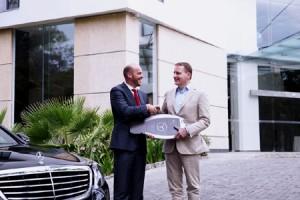 Resort  MeliA Đà Nẵng chọn Mercedes S400 L  đẳng cấp  (3)