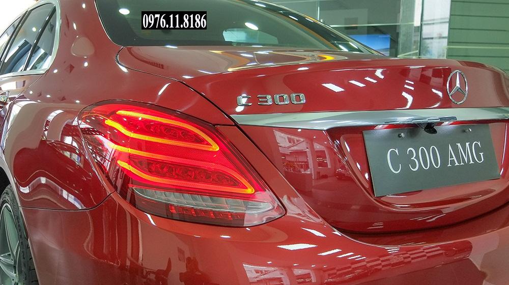 Mercedes C300 AMG 2015 (2)